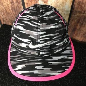 Nike Ball Cap Pink/Blk